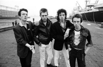 Michael Putland, 'The Clash on the Pier, New York, USA', 1978