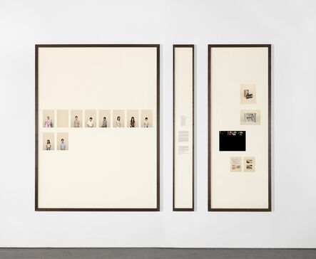 Taryn Simon, 'CHAPTER V, A Living Man Declared Dead and Other Chapters I–XVIII', 2011