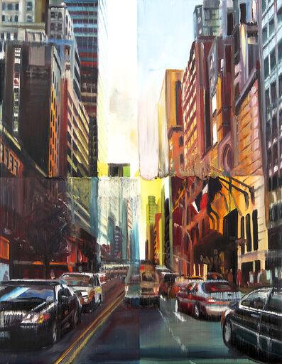 Jacob Brostrup, 'City Rhymes I', 2013