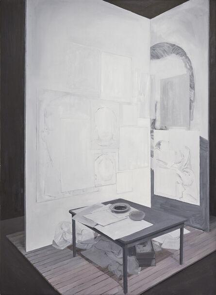 Victor Florido, 'Mesa de trabajo', 2017