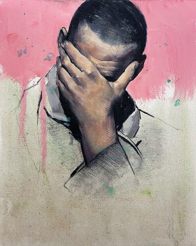 Christopher Thompson, 'Head Study III', 2020