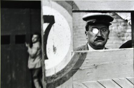 Henri Cartier-Bresson, 'Bullring, Valencia', 1933