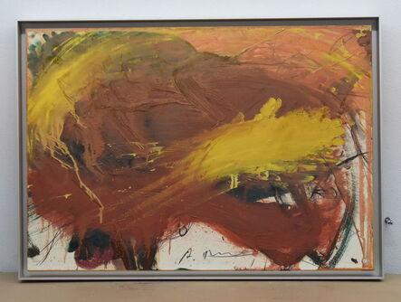 Arnulf Rainer, 'Untitled, Finger Malerei', 1983
