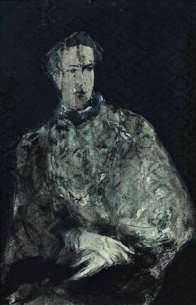 SRĐAN VUKČEVIĆ, 'Ludwig II of Bavaria', 1991