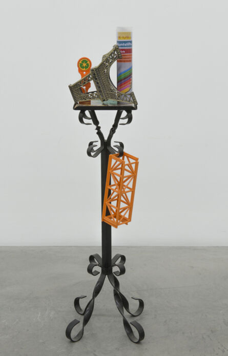 Manfred Pernice, 'eiffel/Recycled', 2015