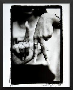 Estevan Oriol, 'LA Hands', 2011