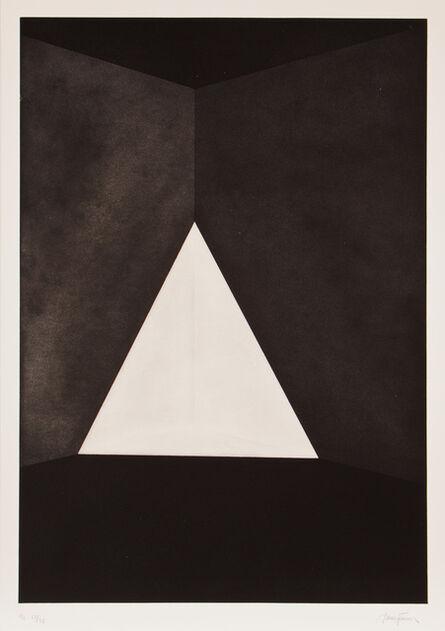 James Turrell, 'Gard', 1990