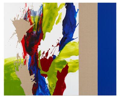 Chu Teh-I 曲德義, 'Colors Forms D1610', 2016