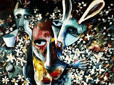 Charles Blackman, 'Metamorphosis', 0000