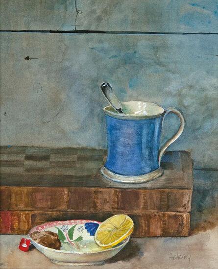 Anna B. McCoy, 'Blue Mug'
