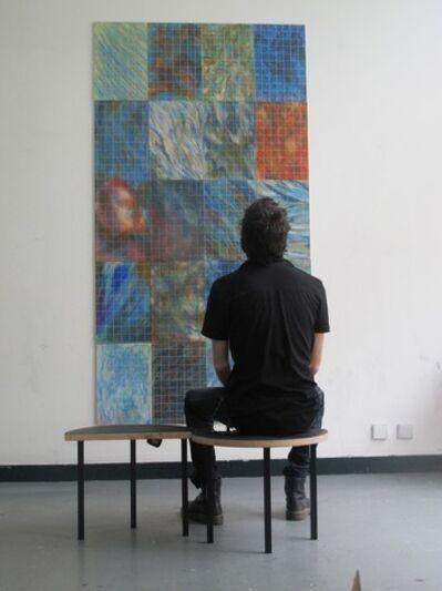Natalie Häusler, 'Bethabée reste au bain (Installation view)', 2013