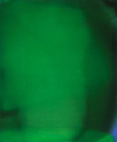 Willem de Looper, 'Intense Green', 1970