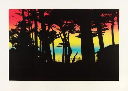 Peter Doig, 'Big Sur (2000-01) (SIGNED)', 2000-01
