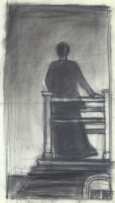 Will Barnet, 'Elim in the Window (4th)', ca. 1989