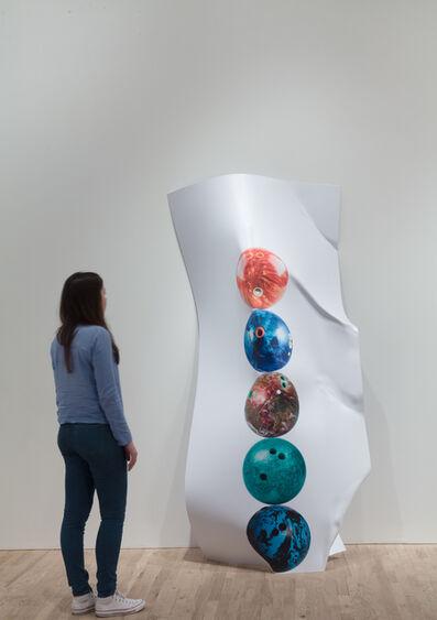 Eva and Franco Mattes, 'Agreement #2 (Bowling Balls)', 2014