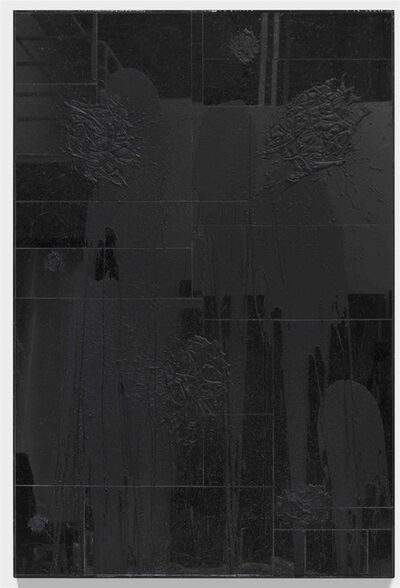 Rashid Johnson, 'Faces at the Bottom of the Well', 2013