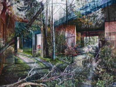 Jacob Brostrup, 'Entries and Exits', 2019
