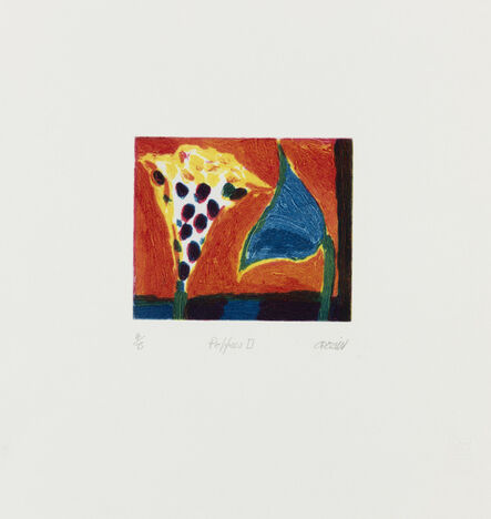 William Crozier, 'Poppies II', ca. 1994