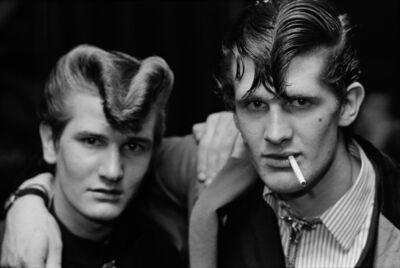 Chris Steele Perkins, 'Two brothers in Red Deer, Croydon', 1976