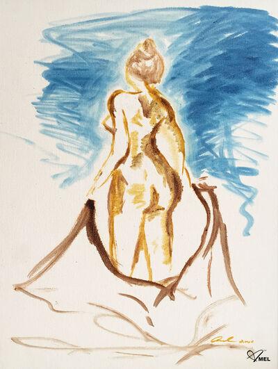 Amel Chamandy, 'Nude', 2002