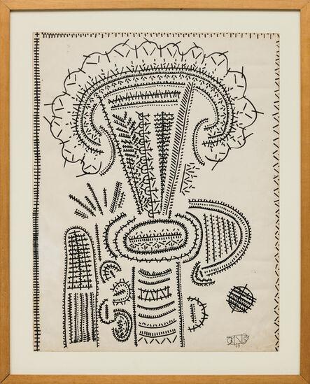 Niobe Xandó, 'Untitled', 1968