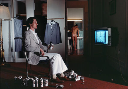 Guy Bourdin, 'Vogue Hommes - June/July 1977', 1977