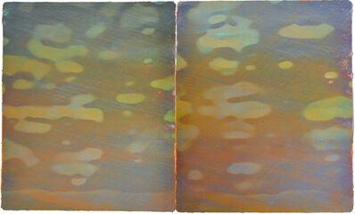 Kouseki Ono, 'Hnudred layers of colours ', 2014