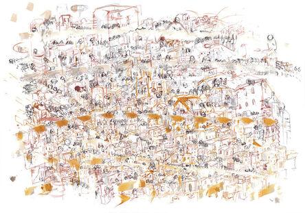 Ceren Oykut, 'Inside the City Walls - Fingerprint', 2013