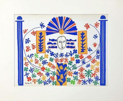 Henri Matisse, 'Apollon', 1958