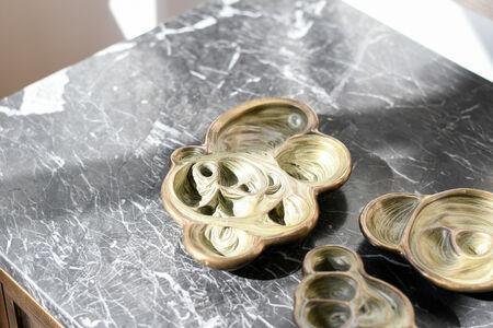 Steven Haulenbeek, 'Ice Cast Bronze Oyster, Large', 2020
