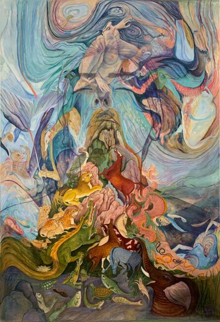 Bahar Sabzevari, 'Chaotic Dreams', 2020