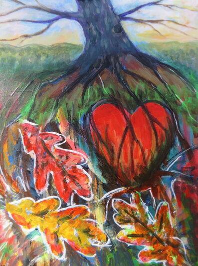 William Buchanan, 'The Heart of Nature No. 15'