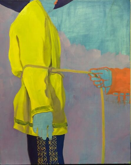 Ana Segovia, 'La Cuerda', 2018