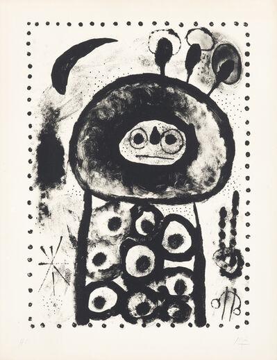 Joan Miró, 'Diane d'Ephèse', 1958