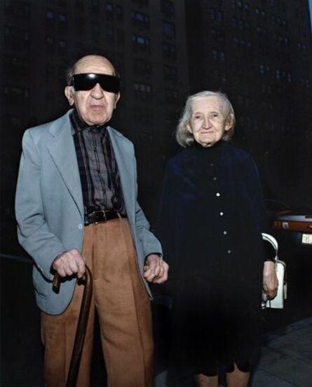 Morad Bouchakour, 'Park Avenue', 1999