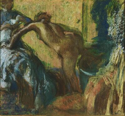 Edgar Degas, 'After the Bath', ca. 1895