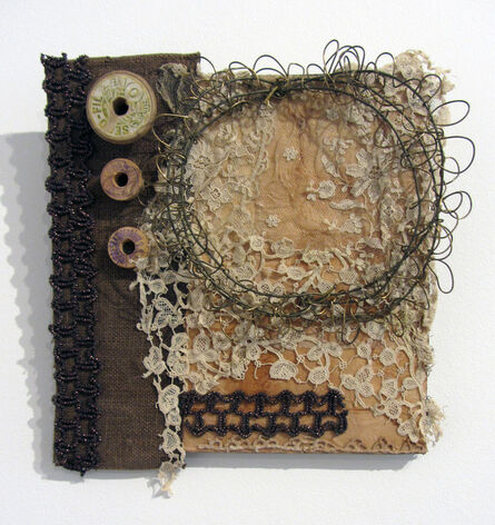 Liz Curtin, 'A Few Small Repairs III: Tattered and Torn', 2017