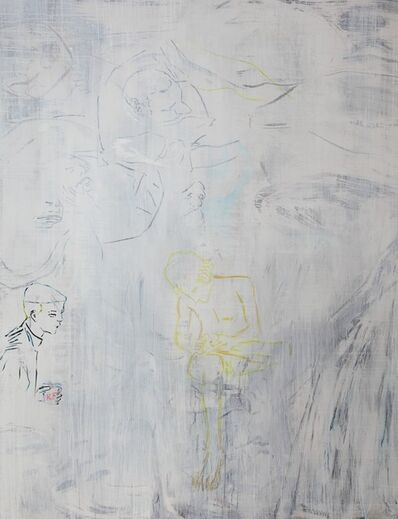 Sheng Tianhong, 'Boy with Thorn', 2016