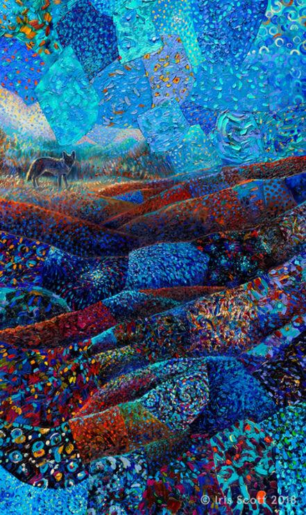 Iris Scott, 'Coyotyl ', 2018