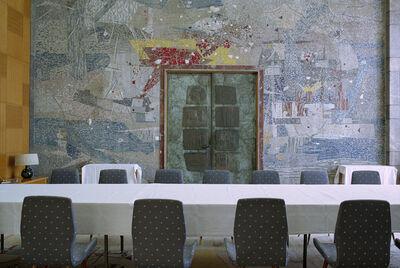 Vesna Pavlović, 'Mosaic. Inside the Federal Executive Council Building, Belgrade, Serbia', 2003-2005