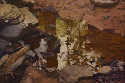 Ralph Wickiser, 'Rusty Reflections', 1978