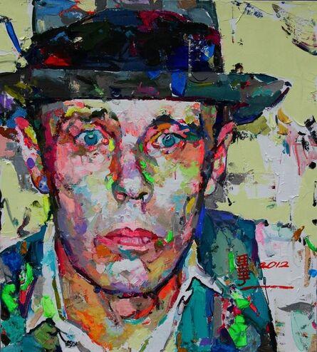 Ren Zhenyu, '  Joseph Beuys- 你是我的想象三 ', 2012