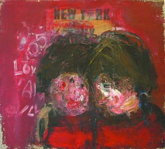 Joan Eardley, 'Two Children', ca. 1961