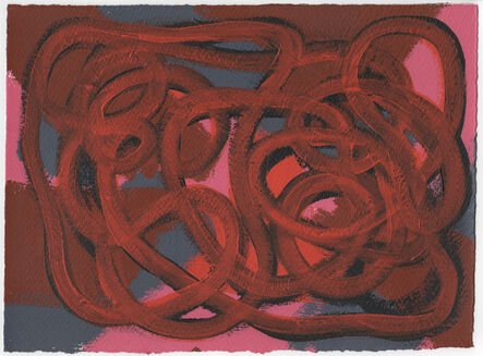 Phyllida Barlow, 'untitled: deco 2', 2016
