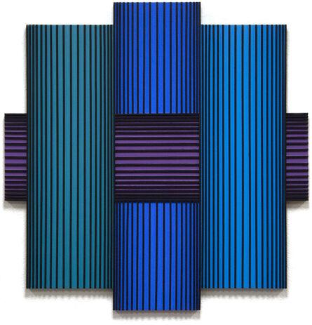 Richard Anuszkiewicz, 'Translumina', 1988