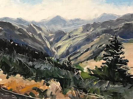 David Shingler, 'Lookout Mountain, CO', 2017
