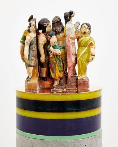 Bharti Kher, 'An Indian queue of sorts', 2019