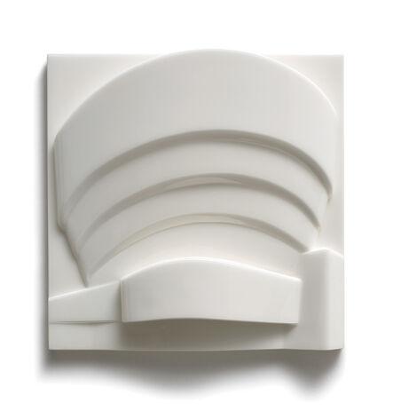 Richard Hamilton, 'Guggenheim (White)', 1970