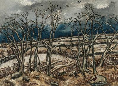 Ernest Fiene, 'Frosty Morning'