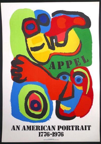 Karel Appel, 'An American Portrait', 1975